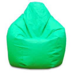 Кресло-груша Л Оксфорд зеленый